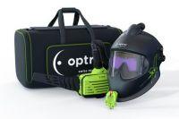 optrel® e3000X 18h, grün + panoramaxx DIN 2,5/5-12