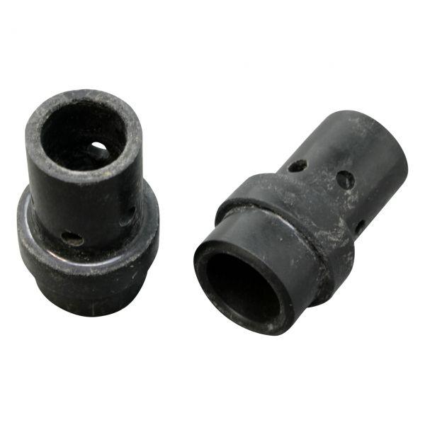 Gasverteiler PLUS 36, GFK schwarz, Länge 32,5 mm
