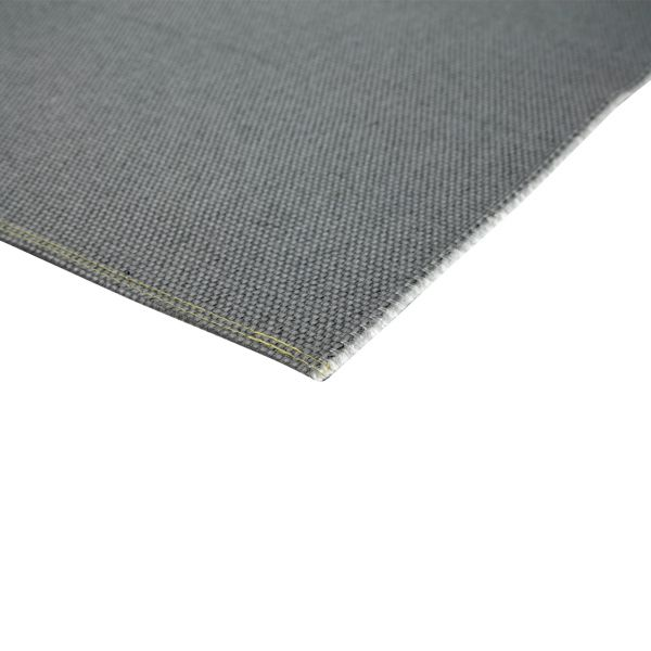 Hitzeschutzgewebe WELDTOPP, 2,0 m breit, 500 °C belastbar, Zuschnitt besäumt