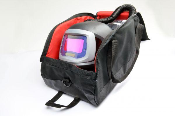SPEEDGLAS 9100X FX Air mit ADFLO, DIN 5/8/9 - 13, 54 x 107 mm, inklusive Tasche