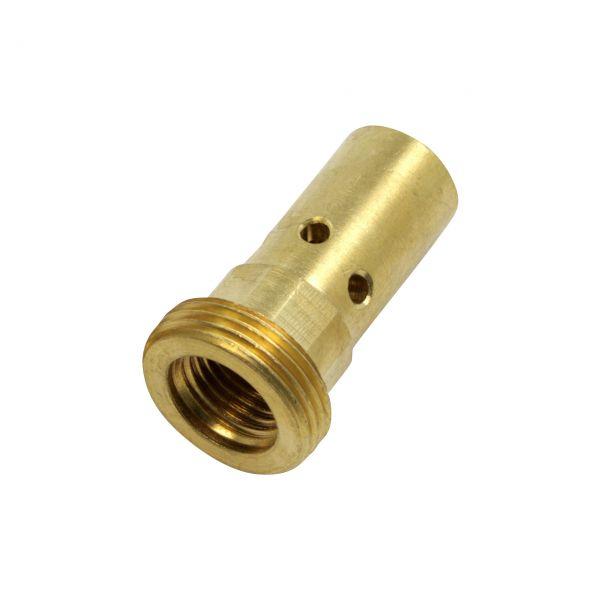 Düsenstock PLUS 400/500, Länge 29 mm, M8 innen (für Stromdüse)