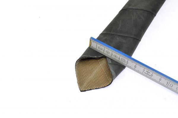 Schutzschlauch Gewebe, 32x1,5mm