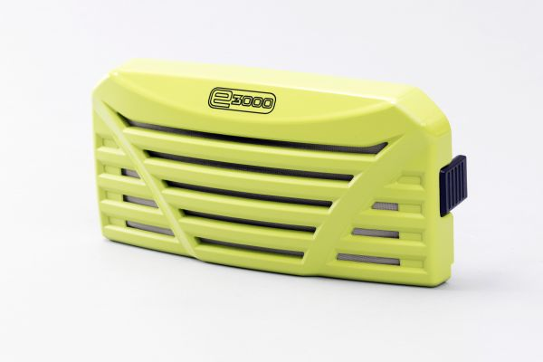 optrel® e3000 Filterdeckel, grün