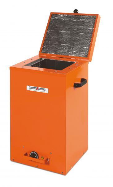 Schweißelektrodetrockner für 10 Pakete, 230 V, max. 400°C