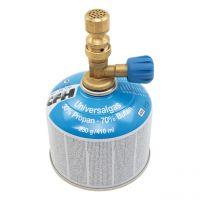 Bunsenlaborbrenner BL 1700, Gaskartusche 230 g/410 ml