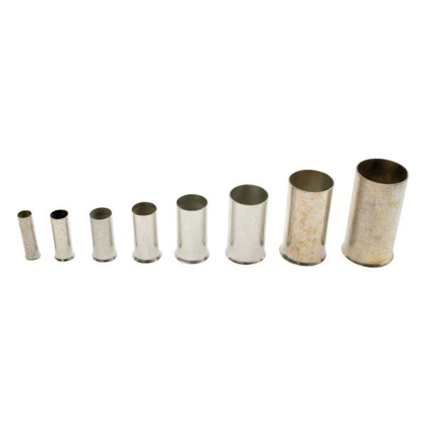 Kabelendhülse, 120 mm², Länge 34 mm