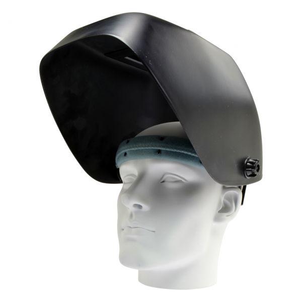 WKS Schweißer-Kopfschutzschild GF-K 4, 90x110mm, mit Gläser