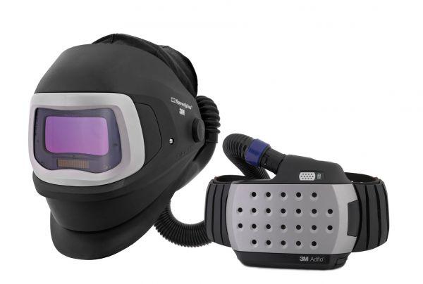 SPEEDGLAS 9100 V Air mit ADFLO, DIN 5/8/9 - 13, 44 x 93 mm, inklusive Tasche