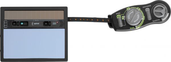 Ersatzkassette für optrel® e684 DIN 4/5-13, HD-Sichtfeld 50 x 100 mm