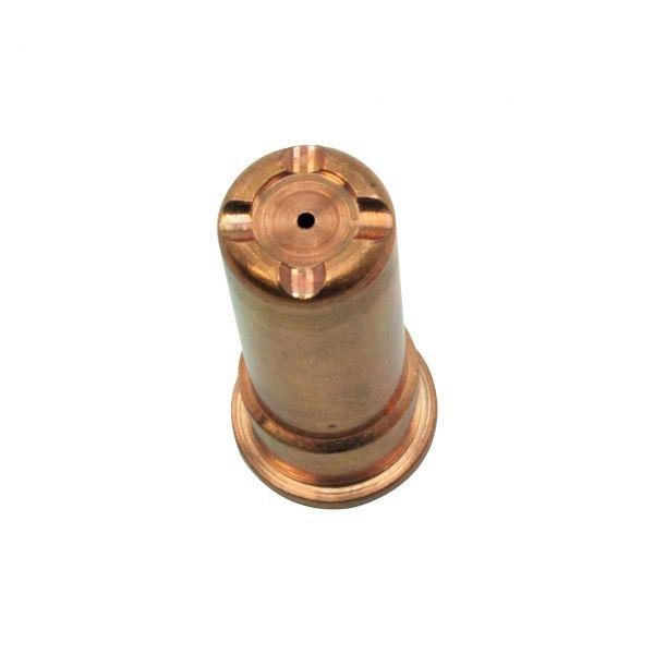 Schneiddüse für CB50/70, zylindrisch, lang, Ø 1,0 mm
