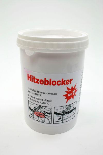 Hitzeschutz Isolierpaste, knetbare Konsistenz, in Kunststoffdose