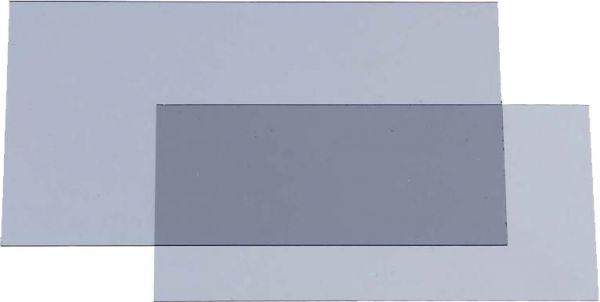 Innenscheiben für SPEEDGLAS 9002 F/V, DIN 1, 42 x 90 mm, 5er Pack
