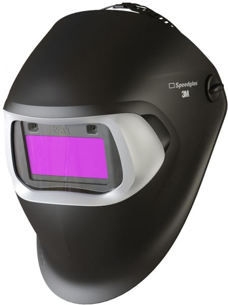 Schweißmaske SPEEDGLAS 100V, schwarz, DIN 3/8 - 12