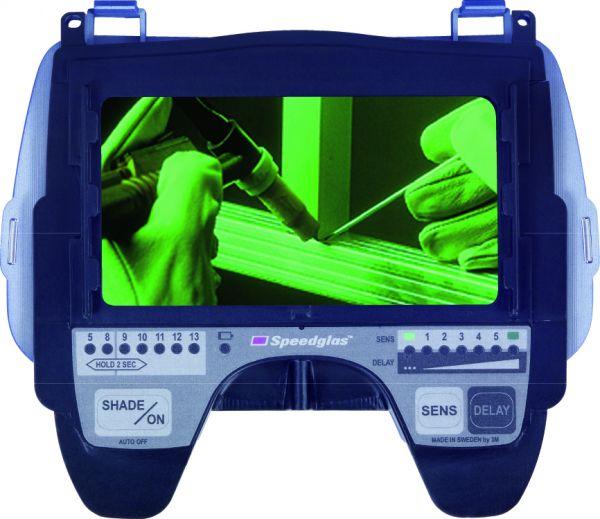 ADF-Blendschutz-Kassette für SPEEDGLAS 9100 X, DIN 5/8/9 - 13, 54 x 107 mm