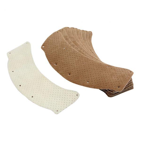Schweißband für WKS Kopfband, Microfaser, 10er Pack