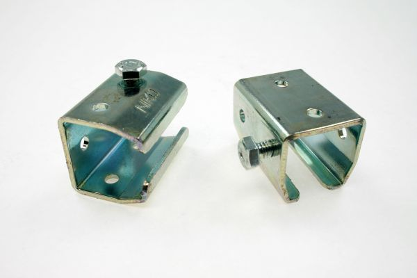 Übersteckmuffe (Stahlprofil C-45)