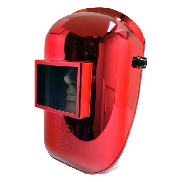SILVER TIGER RED Kopfschirm aus PA/GF, mit Kopfband, ohne Glas