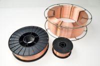 Schutzgasdraht SG2, EN440 G3 Si1, Werkstoff 1.5125, 1 kg Spule, D100, Ø 0,6 mm