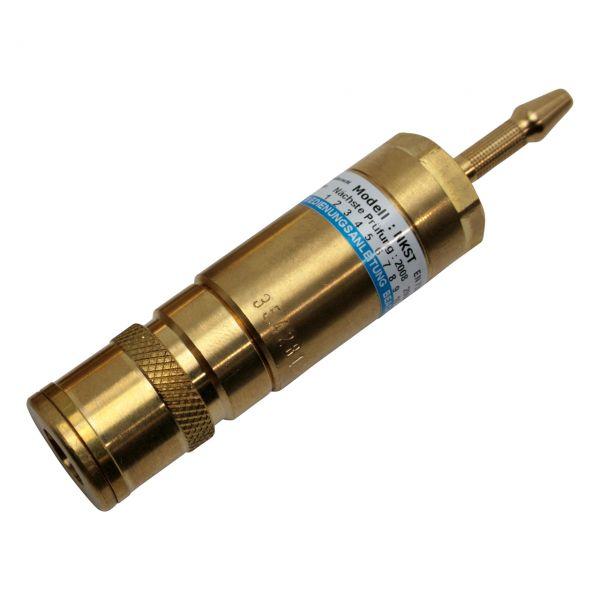 Sicherheitseinrichtung brennerseitig, N-Serie, Sauerstoff, Tülle 4 mm