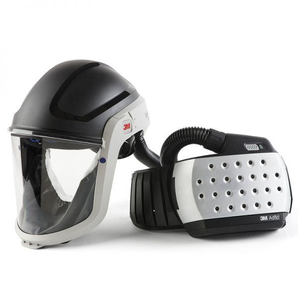 Klarsichtvisier M-307 für SPEEDGLAS VERSAFLO mit Kopfschutz, mit ADFLO