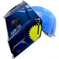 WKS Kopfschirm AS-3000F mit Helm, DIN 4/9-13, farbecht, Grind-Modus