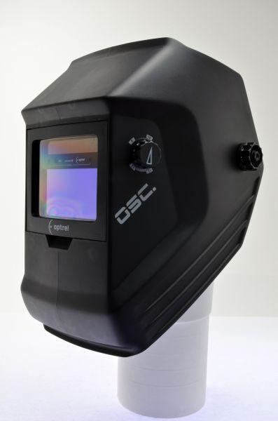 optrel® OSC., DIN 4/9 - 13, optimierte Variante, schwarz unlackiert