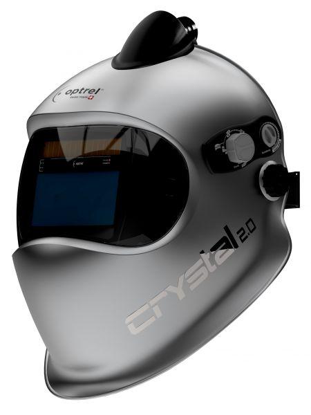 optrel® crystal 2.0 Frischlufthelmschale, mit ADF DIN 2/4-12, ohne e3000 System