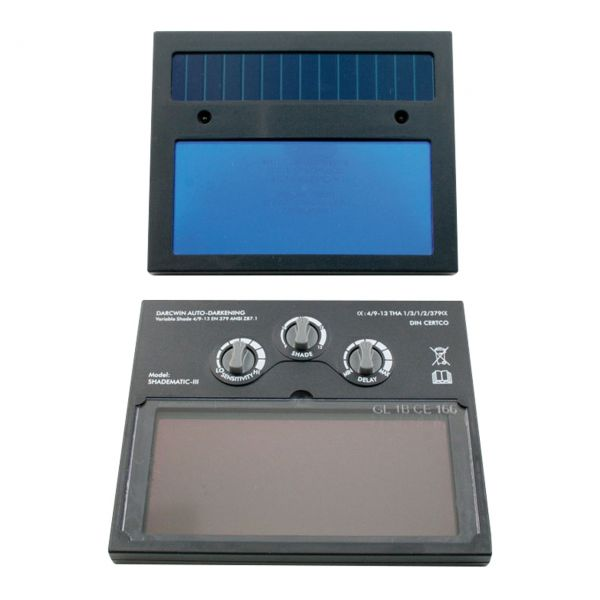 Automatikkassette DARCWIN, 90 x 110 mm, variabel, DIN 4/9 - 13