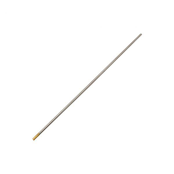 Wolfram-Elektroden, gold, WL15 (LaRC), Länge 175 mm