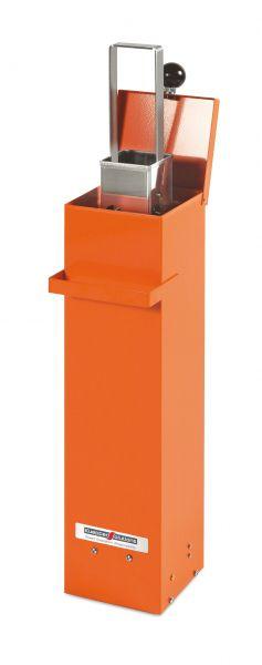 Schweißelektrodetrockner für 1 Paket, 230 V, max. 100°C