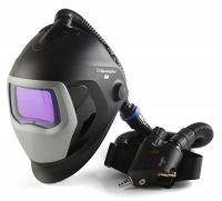 SPEEDGLAS 9100 V Air Schweißmaske mit VERSAFLO, DIN 5/8/9-13, 44x93mm