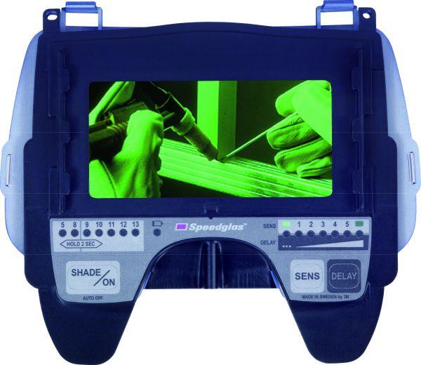 ADF-Blendschutz-Kassette für SPEEDGLAS 9100 V, DIN 5/8/9 - 13, 44 x 93 mm