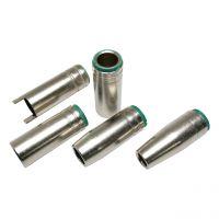 Gasdüse Plus 25 für Schaft Ø 15 mm, gesteckt, Länge 57 mm
