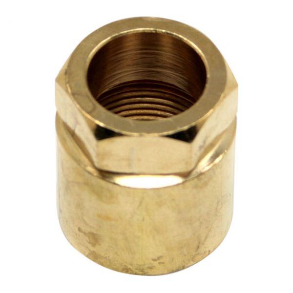 KAYSER STANDARD Anschlussmutter für Griffstück, Schaft 17 mm