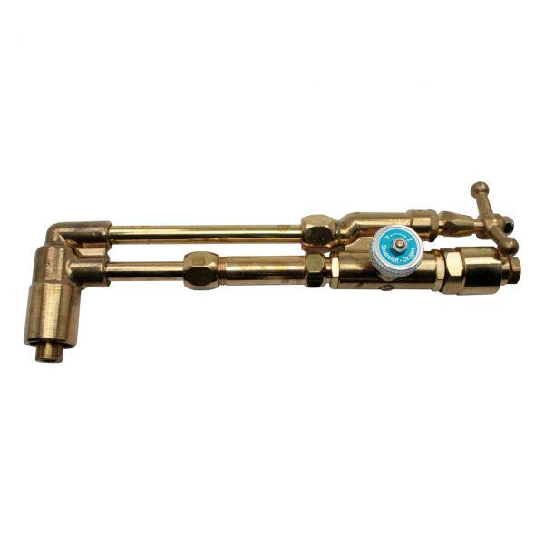 Schneideinsatz STANDARD, Schaft 17 mm, mit Stellrad, Azetylen