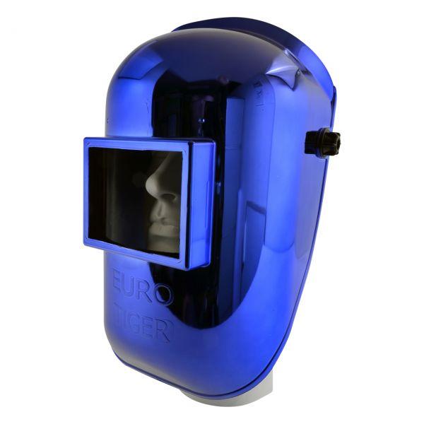 SILVER TIGER BLUE Kopfschirm aus PA/GF, mit Kopfband, ohne Glas