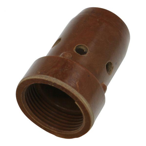 Gasverteiler PLUS 400 - 600, BAKELITE braun, Länge 28 mm