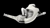 optrel® clearmaxx medical Frischluftvisier, weiss, mit e3000X Einheit