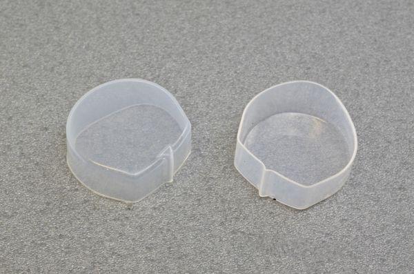 10 Stück Silikonabdeckung für Einstellknopf für e684/vegaview2.5/e680/e670/e650