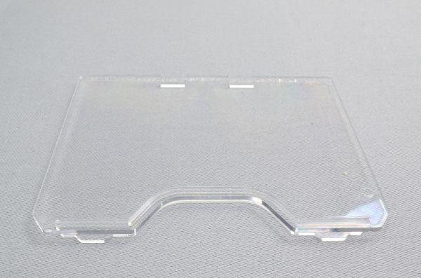 SPEEDGLAS 9000 FlexView Sichtscheibe, 120 x 90 mm, 10er Pack