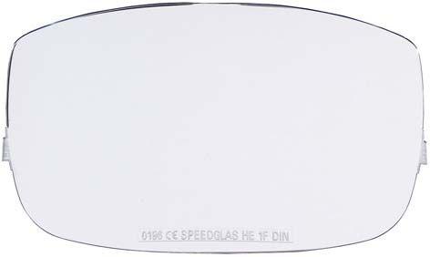 Außenscheiben für SPEEDGLAS 9000, STANDARD, 96 x 161 mm, 10er Pack