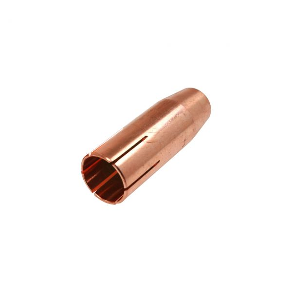 Gasdüse für FRONIUS® AL3000/AW4000 (Nachbau), konisch, Länge 65 mm, Ø 13 mm