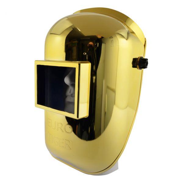 SILVER TIGER GOLD Kopfschirm aus PA/GF, mit Kopfband, ohne Glas