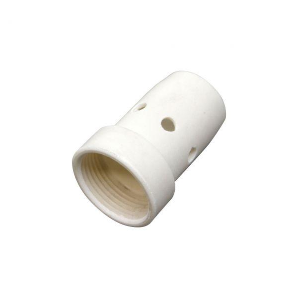 Gasverteiler PLUS 400-600, GFK weiss, Länge 28 mm