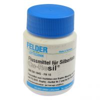 Hartlötflussmittel Cu-Rosil für Silberhartlote, 100 g Dose