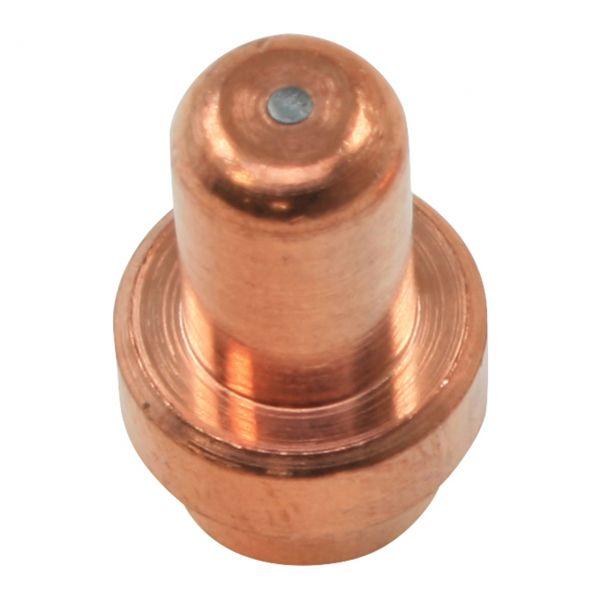Elektrode für CB50, steckbar, Hafnium, kurz