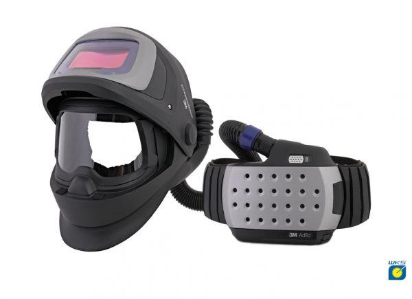 SPEEDGLAS 9100XXi FX Air mit ADFLO, DIN 5/8/9 - 13, 73 x 107 mm, Tasche