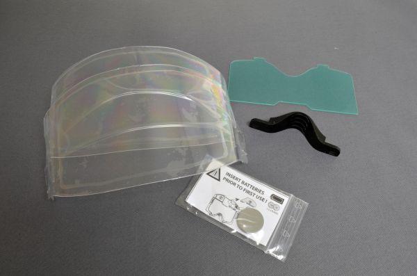 Verschleißteile-Starter-Kit für optrel® weldCAP®