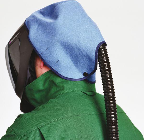 Kopfabdeckung für SPEEDGLAS 9000, aus TECA-WELD