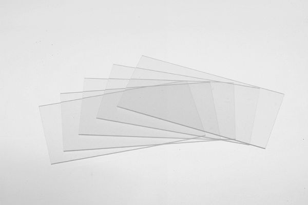 Innenscheiben für optrel®, 55 x 107 x 1 mm, 5er Pack, WKS Produktion